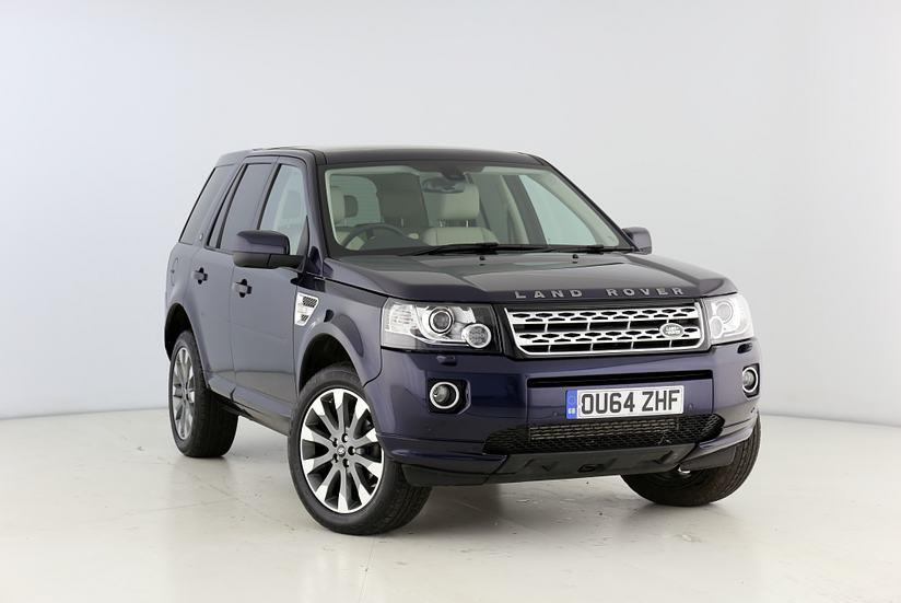 land rover freelander 2 2 sd4 metropolis 5dr auto 2014. Black Bedroom Furniture Sets. Home Design Ideas