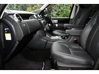 Land Rover Discovery SDV6 LANDMARK (black) 2016-03-21