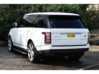 Land Rover Range Rover SDV8 AUTOBIOGRAPHY (white) 2015-03-24