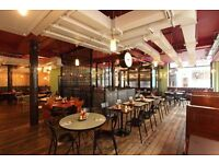 Byron Kitchen Porter, Edinburgh North Bridge - Temporary 5 weeks contract
