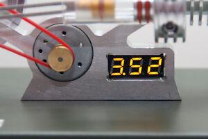 --neu-- jabama Stirling Motor Voltmeter Heißluft Stirlingmotor Generator