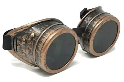 Steampunk goggles costume accessories vintage Look Halloween Costume