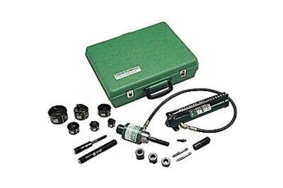 Greenlee Hydraulic Punch Drive Set 10ga Steel