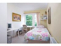 Nice single room in centre ideal for young professionals or students ( minutes walk from tube)