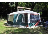 Jamet Montana Trailer Tent