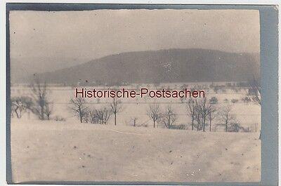 (F10977) Orig. Foto Blick auf Schopfheim im Winter, 1910er