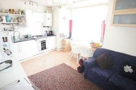*** 2 bedroom 2nd floor flat literally 1 min walk from redbridge station ***