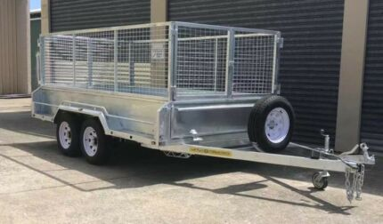 12×6 HD Fully Welded Tandem Trailer ATM 3200KG HD 450mm side!!! Arundel Gold Coast City Preview
