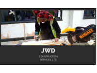 Property maintenance. Office refurbishment. Home improvements. All joinery and construction works