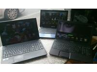 Acer.. Toshiba.. Packard Bell.. Dell.. Hp.. Various laptops with kodi and hdmi