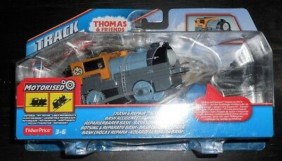 CRASH AND REPAIR BASH Fisher-Price Thomas The Train - TrackMaster NEW Sealed