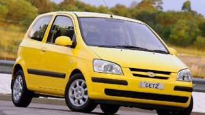 Hyundai Getz for Wrecking all parts for hyundai getz all parts Sunshine Brimbank Area Preview
