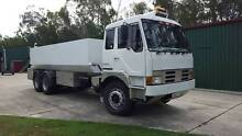 1988-Mitsubishi-FV458-Water-Truck - 12000 litres unregistered Carbrook Logan Area Preview