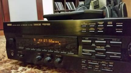 Yamaha R-V702 Natural Sound Receiver Amplifier