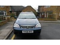 Chevrolet Lacetti 1.6 Blue SX 5dr £755 ONO Quick Sale!