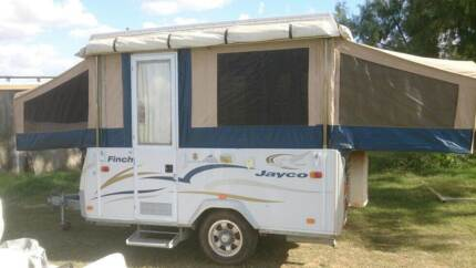 Jayco Finch Pop Top Camper Trailer Chinchilla Dalby Area Preview