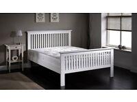 beds by bedlines - wooden beds - metal beds - leather beds - divan beds - mattresses - delivered