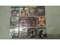 PS3 Game Bundle, Great Condition, £30 Bargain!!!