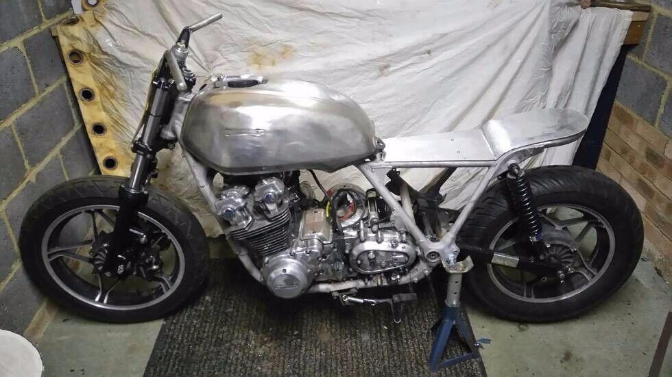 1981 1982 1983 Honda CB900C CB1000C Custom - Breaking for spares