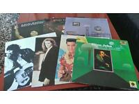 Lp record bundle