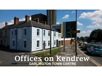 'Offices on Kendrew' Office #5: First choice of Start-ups & Professionals in Darlington Town Centre