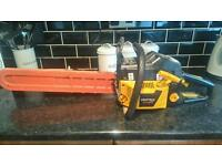 Kraftech petrol chainsaw spares & repairs