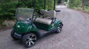 Golf Cart à Batterie à Vendre à Prix Spécial