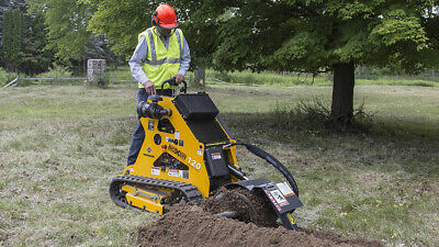 Used 36 Boxer 120 Trencher - With Trailer Guaranteed