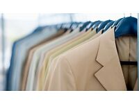 Two Positions Wanted For South East London Drycleaner Tailor/Seamstress + Shop Assistant