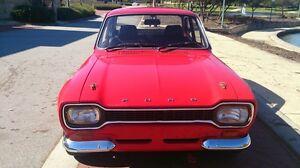 Ford Mk1 Escort Twincam licensed Perth Perth City Area Preview