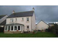 5 Bedroom Detached House, Double Garage, Doonfoot Ayr. £1200 PCM