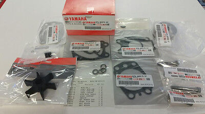 YAMAHA OUTBOARD WATER PUMP IMPELLER KIT C40HP 6F5-W0078-A0-00