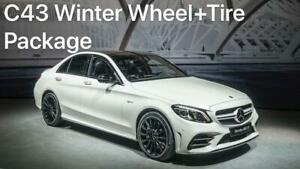 2019-2020 Winter MERCEDES C43/C63 AMG Winter RIM+TIRE Package ***wheelsco***