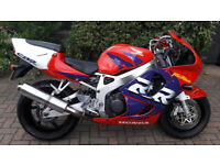 Honda Fireblade CBR900 RRW 1998 Excellent Condition