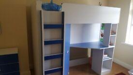 Set of furniture for boy