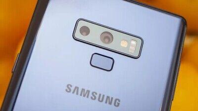 Samsung Galaxy Note9 N960U 128GB Blue AT&T Sprint T-Mobile Verizon Unlocked!