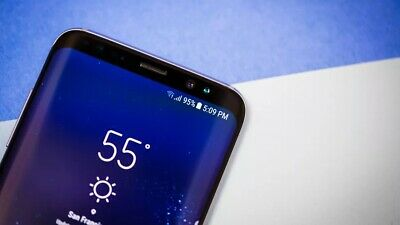Samsung Galaxy S8 G950U 64GB FACTORY UNLOCKED (Verizon, AT&T, Sprint, T-Mobile)