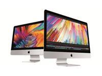 "iMac 27"" | 2017 | 4.2ghz i7 | 5K Retina | 64GB DDR4 | 1TB SSD | 8GB GFX | HIGH SIERRA | RRP £4200"
