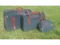 Set of Antler Suitcases