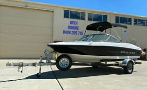 2011 BAYLINER 175 BOWRIDER Moss Vale Bowral Area Preview