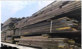 Scaffold boards / planks used