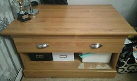 Oak Coffee Table (Cjc14rk)
