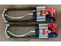 Spear & Jackson Oscillating garden sprinklers
