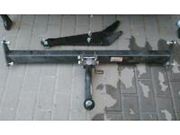 Swan neck towbar for ford focus 2009 onwards