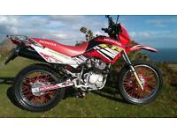Honda xr 125 2005 swap for bigger bike