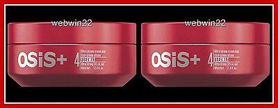 2pcs SCHWARZKOPF OSIS FLEXWAX Ultra Strong hold Cream Wax 85ml hair texturizing