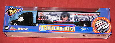 Dale Earnhardt Winners Circle Forever the Man Trailer