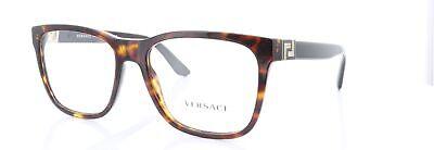 Versace Eyeglasses VE 3243 108 55   Dark Havana   [55-17-145]