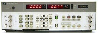Agilent Hp 8903b Audio Analyzer 20 Hz To 100 Khz