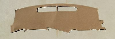 1998-2001  CHEVROLET S10 TRUCK BLAZER DASH COVER MAT dashboard pad  TAN  tan